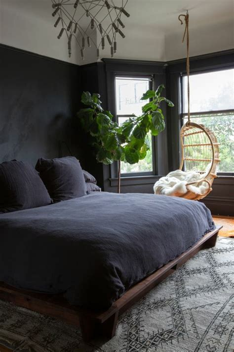 black carpet for bedroom in black 31 exles that black bedrooms are stylish and