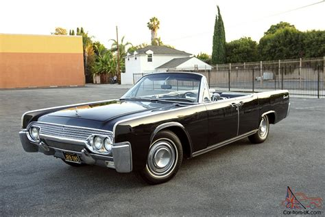1961 lincoln convertible for sale 1961 lincoln continental convertible fully restored