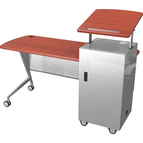 Lectern Desk by Balt Trend Podium Desk 27692 Desks