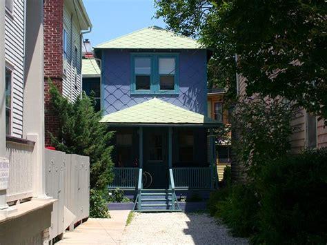 cape may cottage rentals 41 jackson the jennie cottage