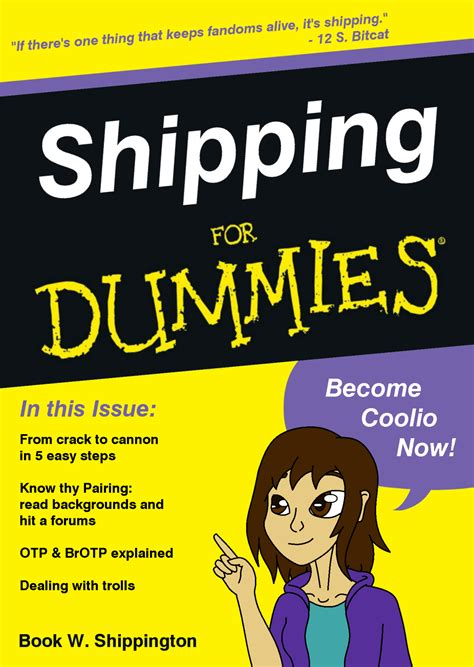 graphics design for dummies shipping for dummies by grimjes on deviantart