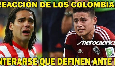 Memes De Peru Vs Colombia - mira los divertidos memes previo al per 250 vs colombia en