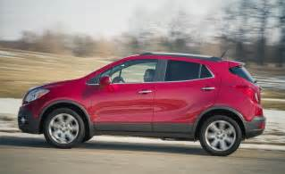 Buick Encore Mileage Car And Driver