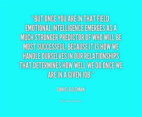 Emotional Intelligence Quotes Quotesgram | emotional intelligence daniel goleman quotes quotesgram