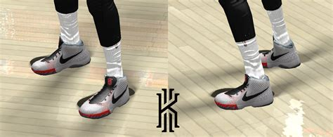 Sepatu Nike Kyrie 2 kyrie 1 quot home quot nba 2k14 at moddingway