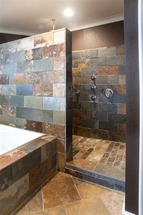 slate bathroom ideas best 25 slate shower ideas on slate shower tile shower and slate bathroom