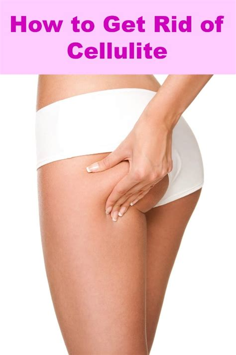Does Detox Water Get Rid Of Cellulite by How To Get Rid Of Cellulite Selfcarer