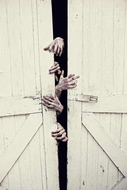 Walking Dead Barn Door Best 25 Walking Dead Zombies Ideas On