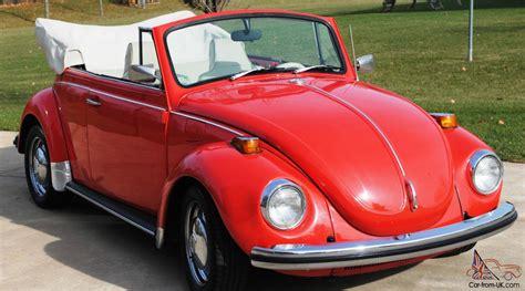 volkswagen beetle classic convertible 1972 volkswagen classic super beetle convertible fresh