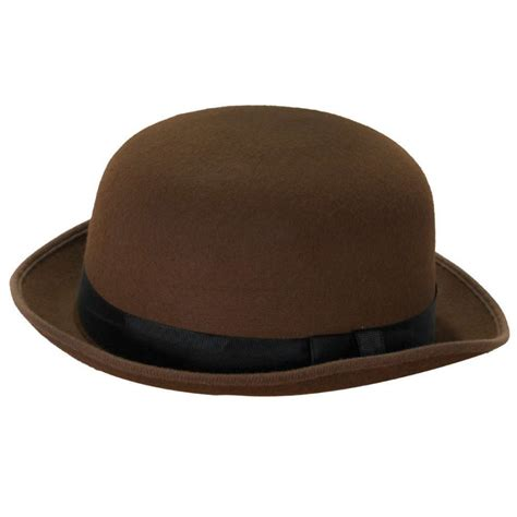 How To Make A Detective Hat Out Of Paper - brown detective bowler hat