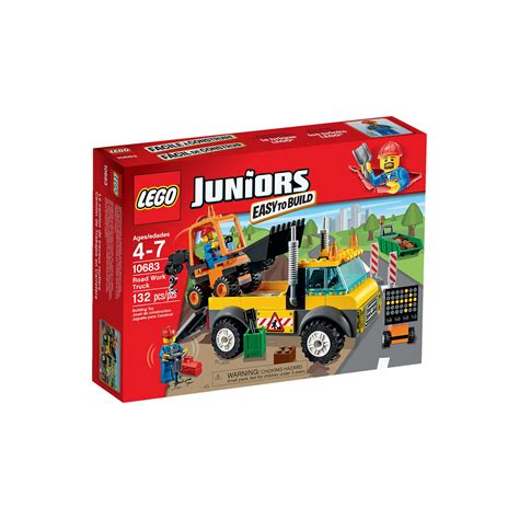 Lego Berkualitas Lego 10683 Juniors Road Work Truck Murah Lego 10683 Juniors Road Work Truck At Hobby Warehouse