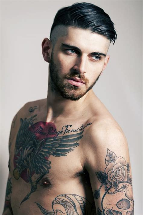tattoo with body hair 700 best hot guy s images on pinterest beautiful people