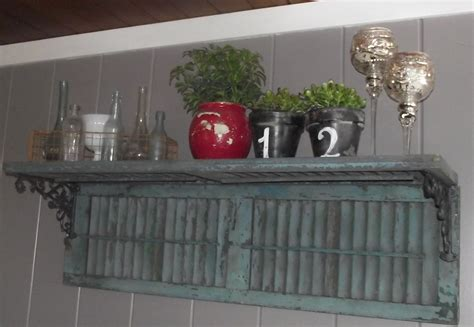 Shutter Blinds For Windows Decor Creative Ways To Use Shutters Upcycled New Ways With Window Shutters Shutters