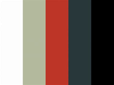 contemporary color scheme brain juice mid century modern color palette modern