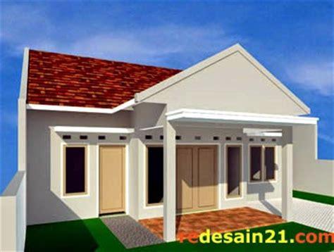 contoh gambar desain rumah minimalis type 90 luas tanah 170 m2 redesain21 rumah