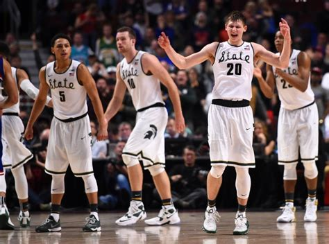 michigan state basketball michigan state basketball 5 takeaways from win kansas