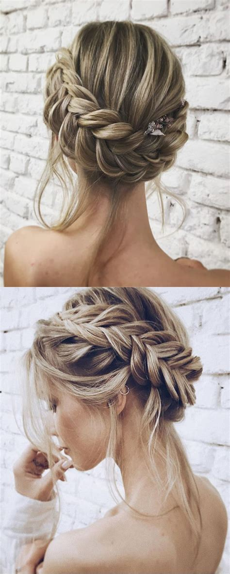 Bridal Hairstyles All by 25 Chic Updo Wedding Hairstyles For All Brides