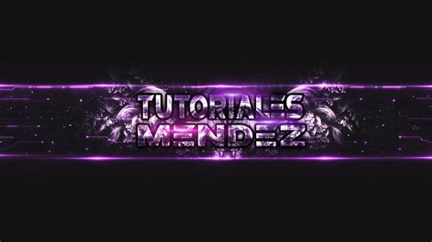 templates para banners gratis tutoriales m 201 ndez banners editables para youtube 2014