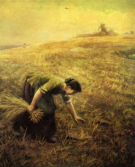 through it gleanings from a near experience books file gleaning by arthur hughes jpg wikimedia commons