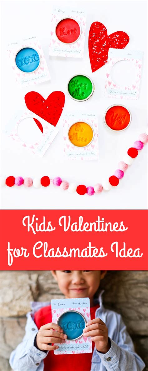 valentines for classmates s day gift ideas for your children s classmates