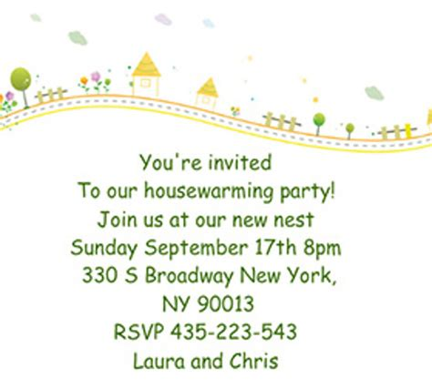 housewarming invitations templates 18 housewarming