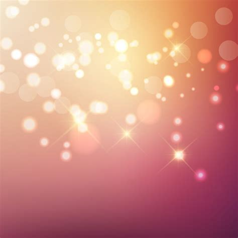 lights bokeh bokeh lights background vector free
