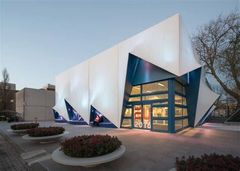 Home Design Store Europe 3d Printed Facade For Eu Building By Heijmans And Dus