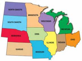 midwestern us map quiz social studies mrs andersen s class