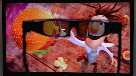 imagenes en 3d real d gafas para ver en 3d frente a una pantalla abc es