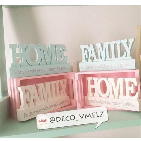 Hiasan Dinding Home Family A 371 Pajangan Rumah Dekorasi Unik Lucu jual home family quote hiasan dinding v melz for