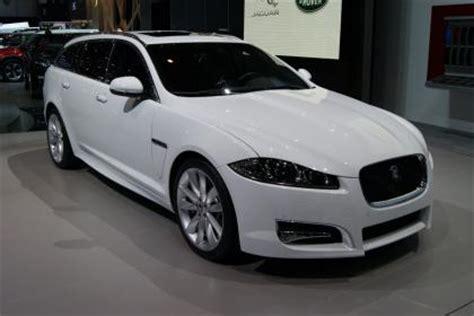 jaguar xf sportbrake revealed news auto express