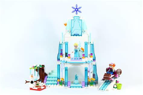 Lego 41062 Frozen review lego disney princess 41062 elsa s sparkling castle