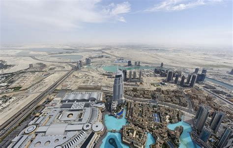 burj khalifa observation deck dizzying heights the world s highest observation decks