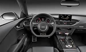 Audi Rs7 Car And Driver