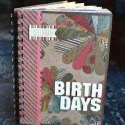 birthday book and card holder all in one paper crafts