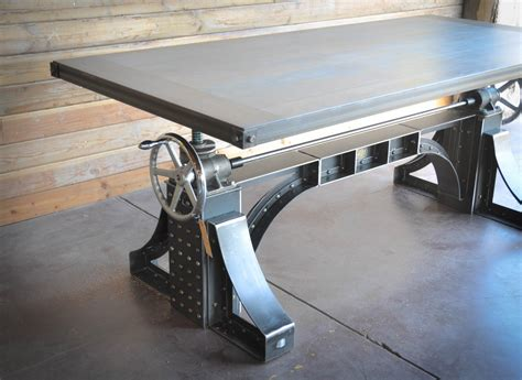 Kitchen Sofas Uk Bronx Industrial Dining Table By Vintage Industrial