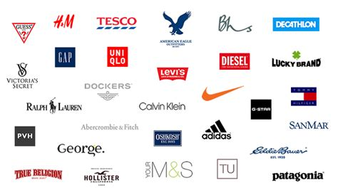 most popular clothing brand logos hairstyles
