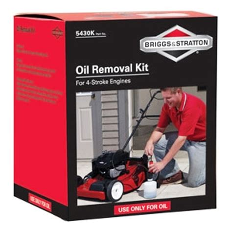Briggs Amp Stratton Lawnmower Oil Removal Kit