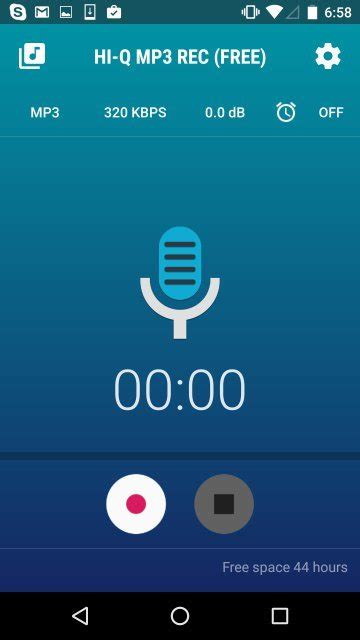 voice recorder app android 4 of the best voice recorder apps for android make tech easier