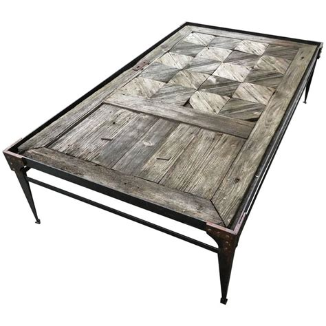 Door Coffee Tables 18th Century Cathedral Door Coffee Table For Sale At 1stdibs
