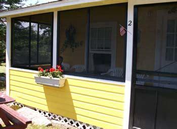 cottage reservations acadia sunnyside cottages motel bar