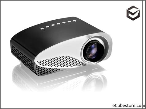 Mini Murah projector rd802 portable mini projector mini projector