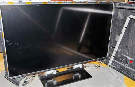 easy service repair replace lcd led tv panel philips