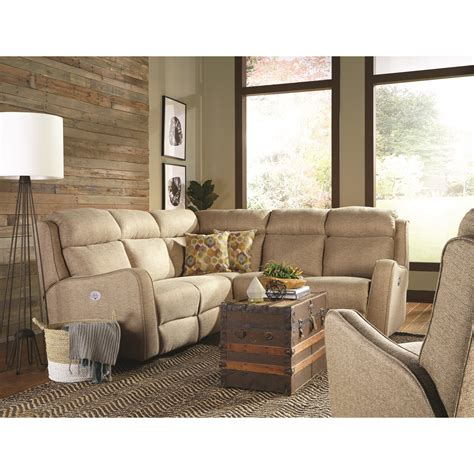 southern motion sectional sofa southern motion class 718 power reclining