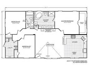 100 1997 fleetwood mobile home floor plan dallas