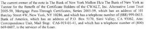 Qwr Response Letter bank of new york mellon vp makes startling email admission