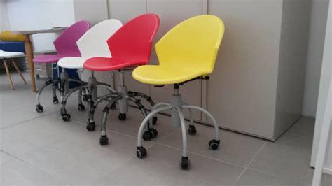 sedie da cameretta sedia colorata con ruote da cameretta 40 sedie a