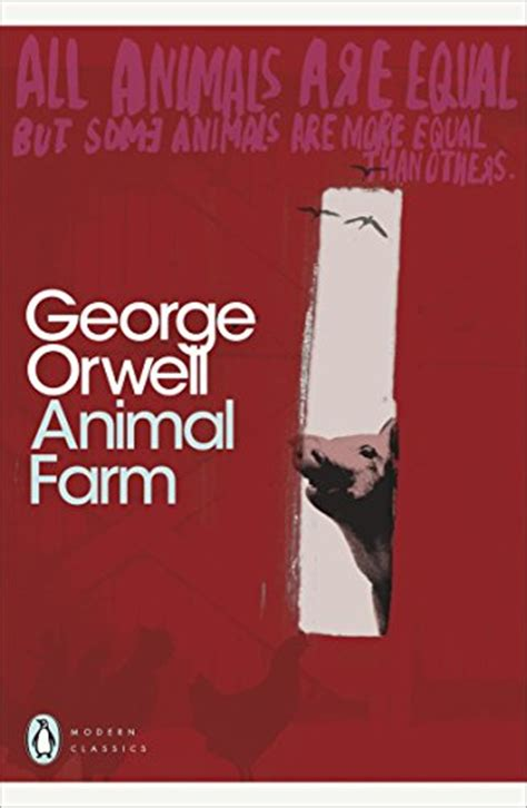 book report on animal farm by george orwell animal farm a story penguin modern classics