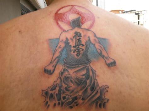 martial arts tattoos kyokushin kyokushin