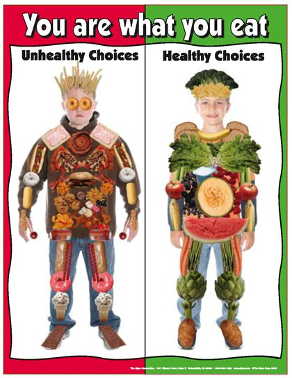 You Are What You Eat Detox Diet by Weight Loss Study You Are What You Think You Eat Tom